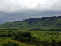 The stunning countryside of Congo