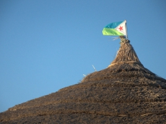 Djiboutian flag
