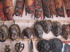 Djiboutian masks for sale