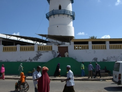 The Grand Mosque of Hamoudi is Djibouti's most recognizable landmark