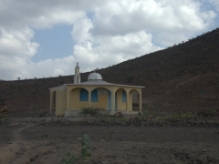 Mosques can be seen everywhere in devoutly Muslim Djibouti