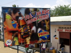 The DRC loves its Primus beer!
