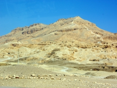 Hillside complex of the Valley of the Workers; Deir Al-Medina