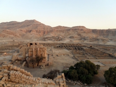 There are dozens of ruins strewn throughout Luxor's West Bank