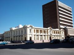 Standard Charted Bank Zimbabwe Limited building; Bulawayo