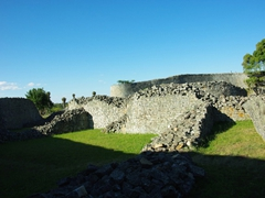 The Great Zimbabwean Ruins are sub Saharan Africa's best preserved and most impressive archeological site
