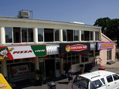 These restaurant chains (Pizza Inn, Chicken Inn and Creamy Inn) are popular eateries in Zimbabwe!