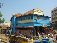 A snapshot of Kampala's eclectic architecture