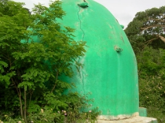 One of Harar's 72 Kings' Tombs