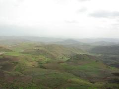Ethiopia's picturesque landscape