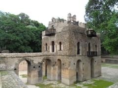 The Bath of Fasilidas; Gondar