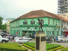 Roundabout in Dar Es Salaam