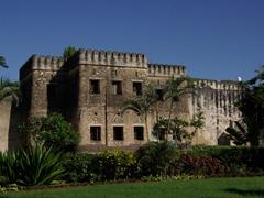 The Arab Fort of Zanzibar