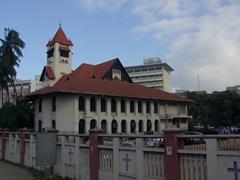 St Joseph's Cathedral; Dar Es Salaam