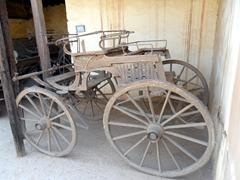 Khalifa House carriage; Khartoum