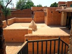Khalifa House courtyard; Khartoum