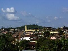 View of Oyem