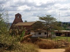 Church in Ndjole
