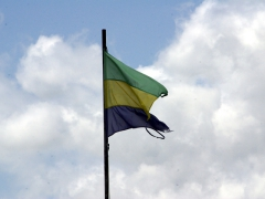Gabon flag colors