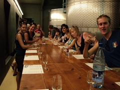 Wine tasting tour in Stellenbosch
