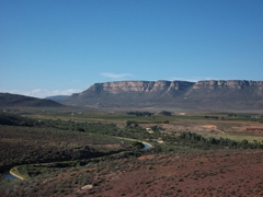 South Africa has stunning scenery throughout the countryside