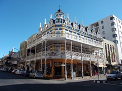 Cape Town has an eclectic mix of wonderful architecture