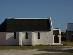 A traditional cottage in Cape Agulhas