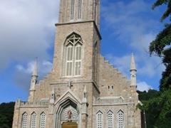 Baie Lazare Church
