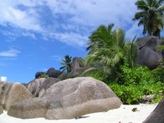 Beautiful Anse Source d'Argent