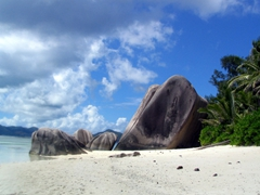 Anse Source d'Argent has some of the world's most beautiful beaches!
