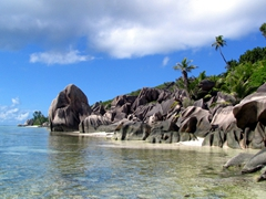 And yet another view of Anse Source d'Argent
