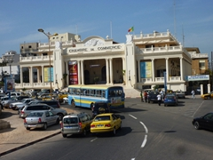 Dakar's Chamber of Commerce building