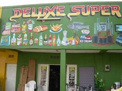 The Deluxe Super appears to sell pretty much anything you need in Musanze