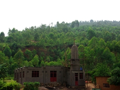 New mosque being built outside Kigali