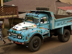 """Nigeria appears to have an influx of """"Leland"""" trucks"""
