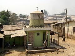 Mosque in Bida