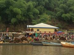 Calabar's bustling port