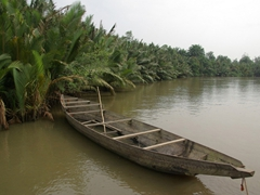 Peaceful Creek Town is an easy day trip from Calabar