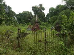 Creek Town Cemetery