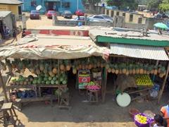 Bida fruit seller
