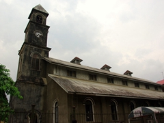 One of the oldest churches in Nigeria, the Duke Town Church was established in the 19th Century by Presbyterian missionaries; Calabar