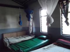 The maternity ward at Kande Beach Hospital