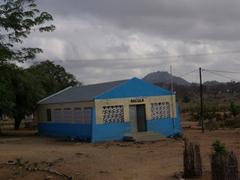 A local schoolhouse