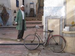 Fes medina scene