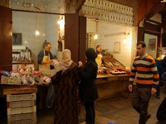 Fes fish market