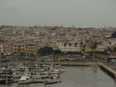 View of Sale (as seen from Rabat)