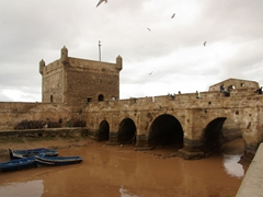 Ancient Essaouira fortifications