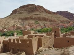 Berber Village; Todra Gorge