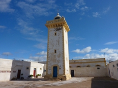 Lighthouse in Essaouira