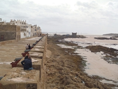 City walls; Essaouira